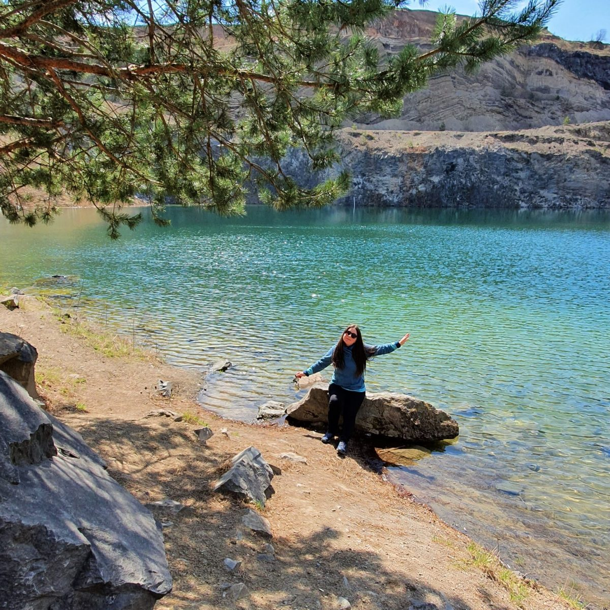 Lacul de Smarald de la Racoș