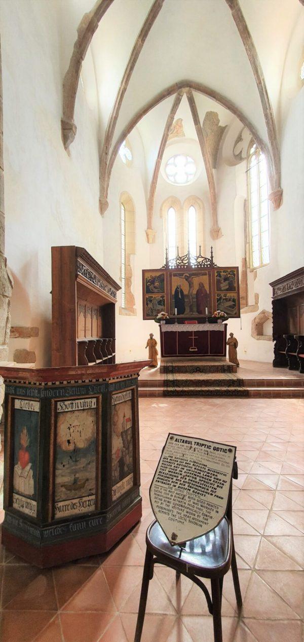 Biserica fortificată Prejmer