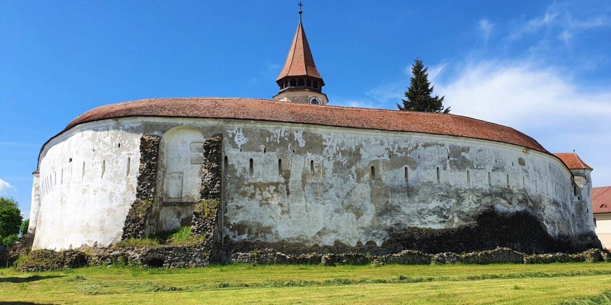 Cetatea fortificată Prejmer