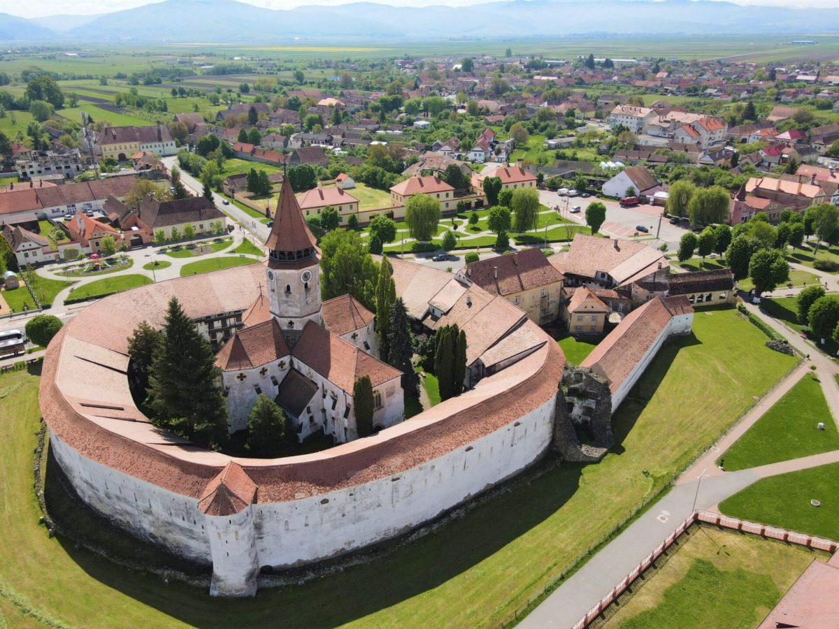 Cetatea și Biserica fortificată Prejmer
