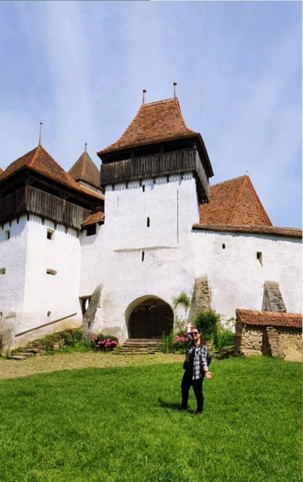 Biserica și Cetatea Fortificată Viscri