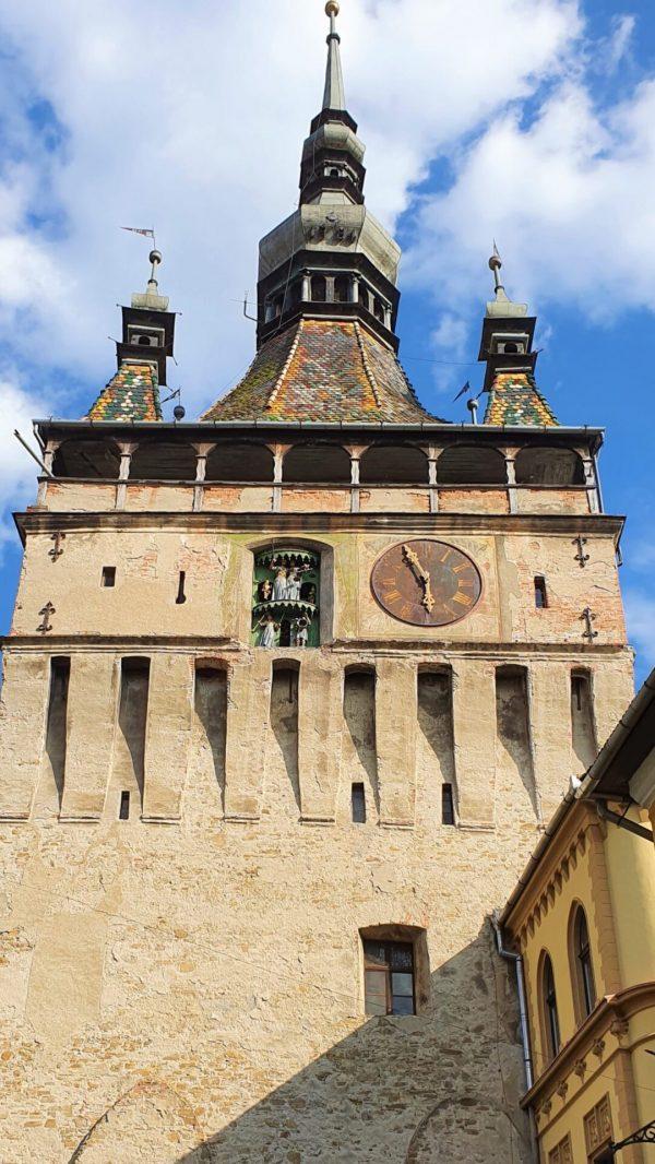 Turnul cu Ceas - Sighișoara