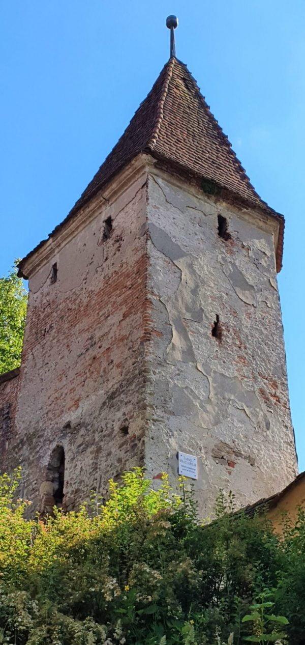 Turnul Măcelarilor - Sighișoara