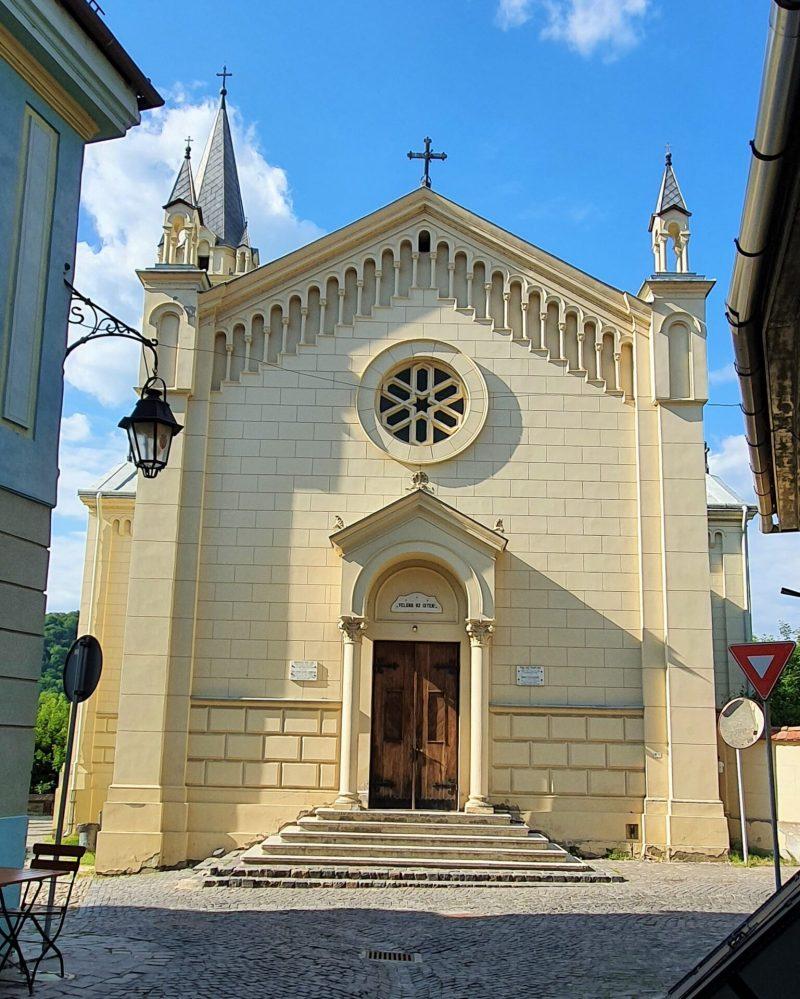 Catedrala romano-catolică Sfântul Iosif - Sighișoara