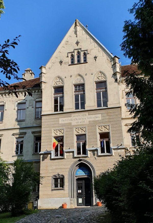Școala din deal - Sighișoara