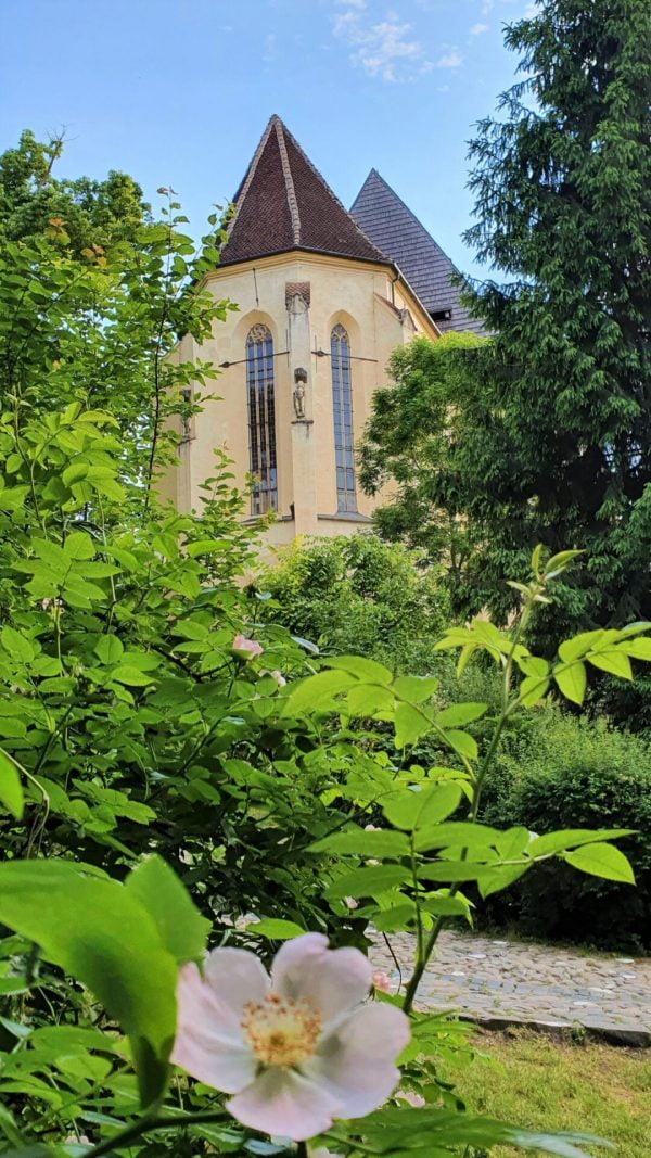 Biserica din deal - Sighișoara