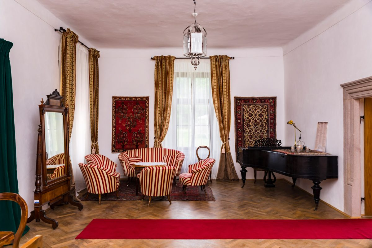 Muzeul Vieții Transilvăne - Castelul Kalnoky ne