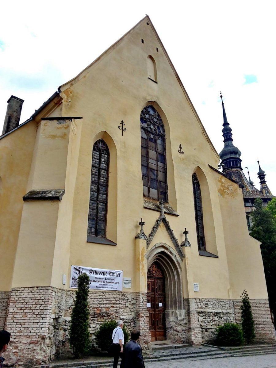 Biserica Mănăstirii - Sighișoara