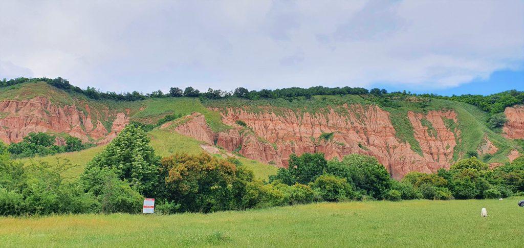 Canionul Râpa Roșie
