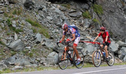 Ciclism Transfagarasan