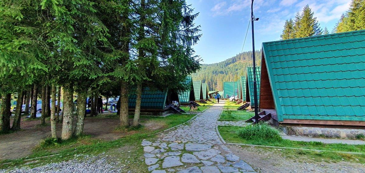 Camping Zănoaga