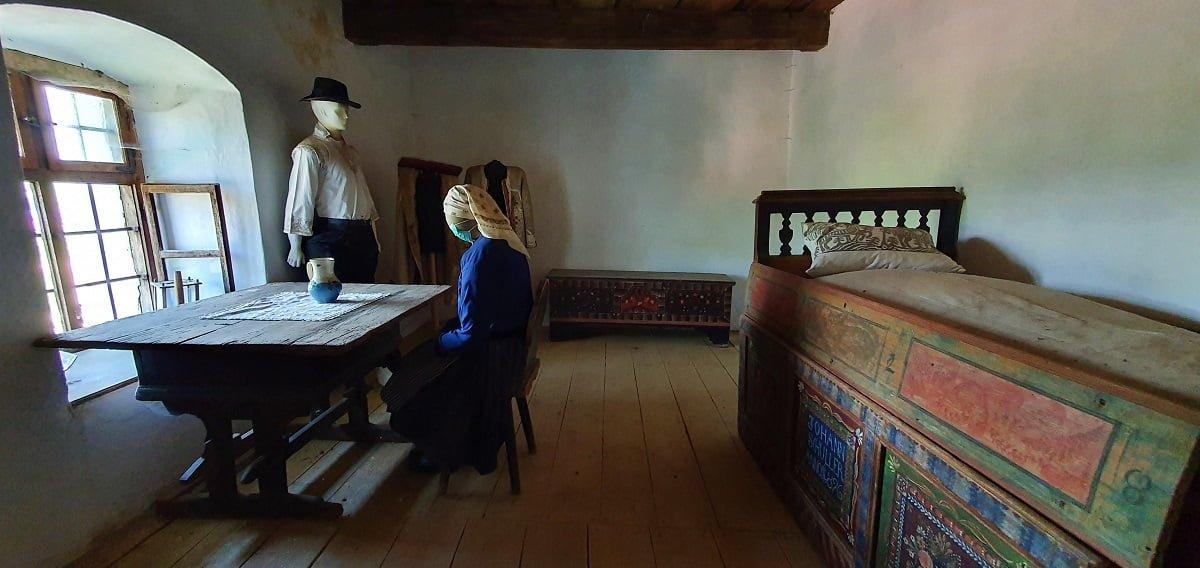 Camera împacării Biserica fortificată Biertan