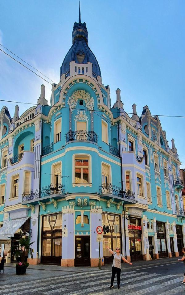 Palatul Moskovits Miksa, Oradea
