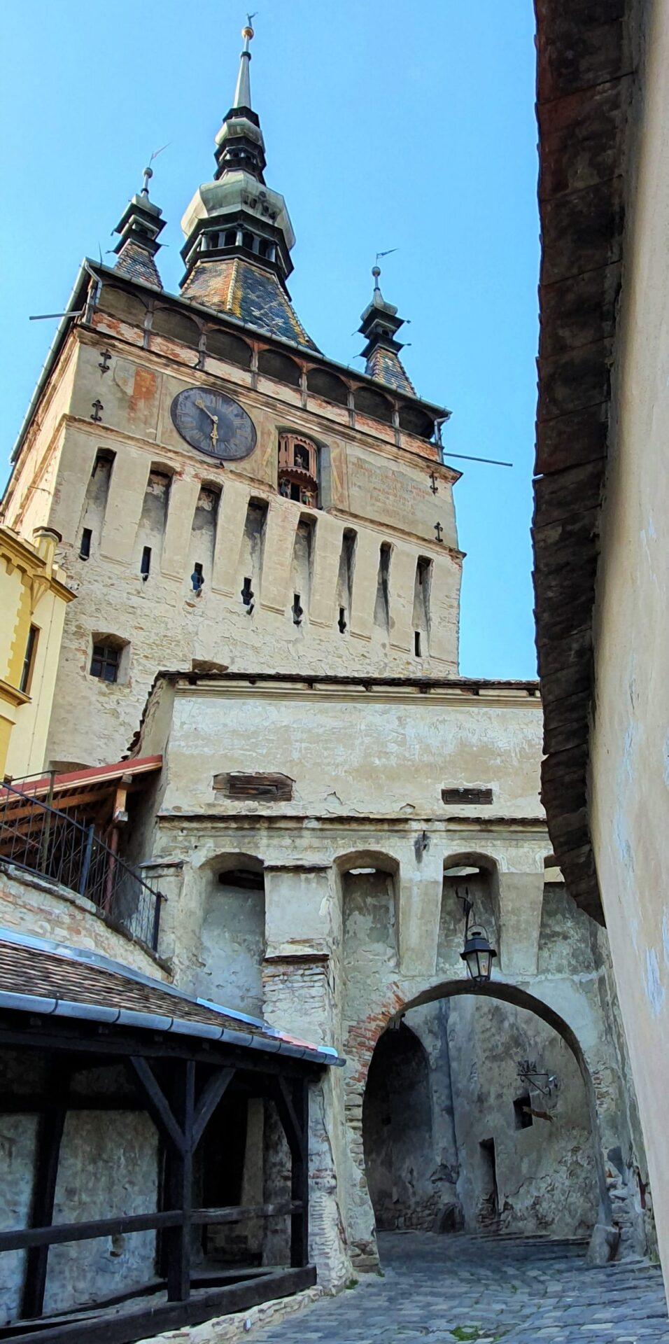 Turnul cu Ceas -Sighișoara