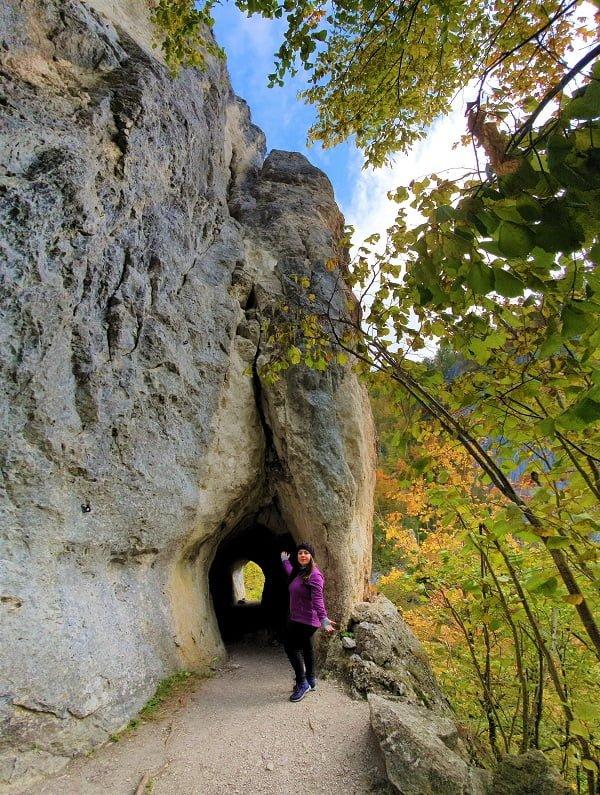 Peștera Grota Tătarilor Cheile Vârghișului